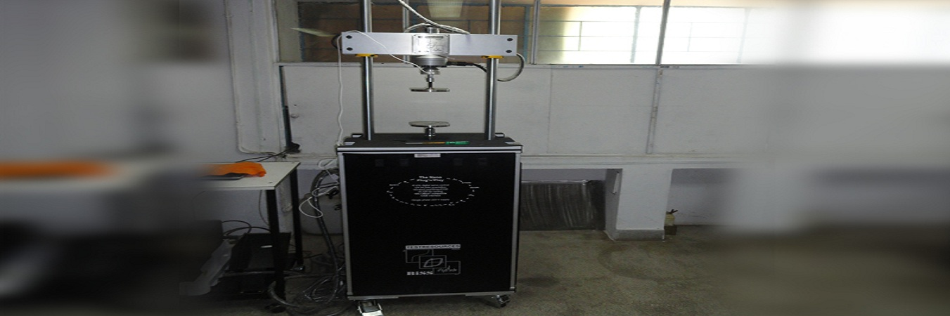 25kN Nano mechanical testing machine